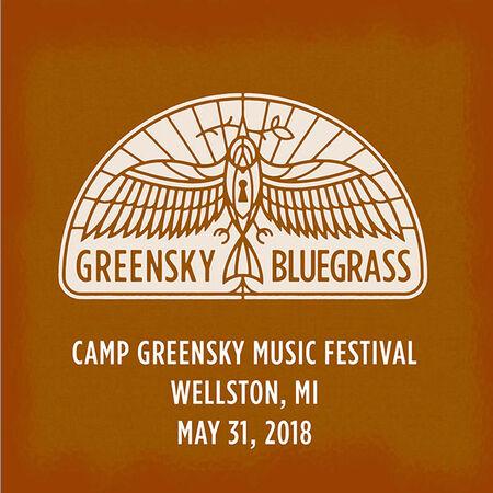 05/31/18 Camp Greensky Music Festival, Wellston, MI