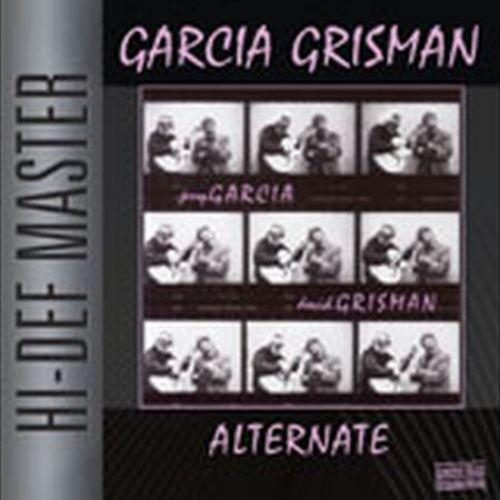 Garcia/Grisman Alternate Takes