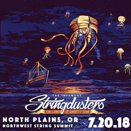 07/20/18 Northwest String Summit, North Plains, OR