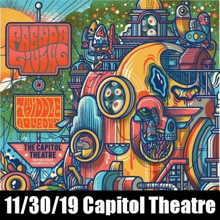 11/30/19 Capitol Theatre, Port Chester, NY
