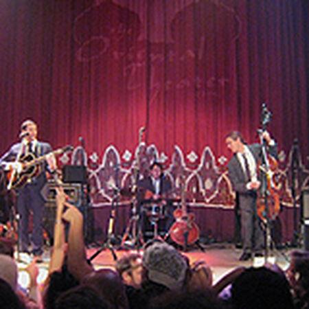 12/30/07 Oriental Theatre, Denver, CO