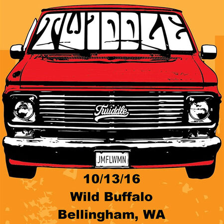 10/13/16 Wild Buffalo, Bellingham, WA