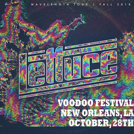 10/28/18 Voodoo Fest, New Orleans, LA