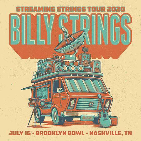 07/16/20 Brooklyn Bowl, Nashville, TN