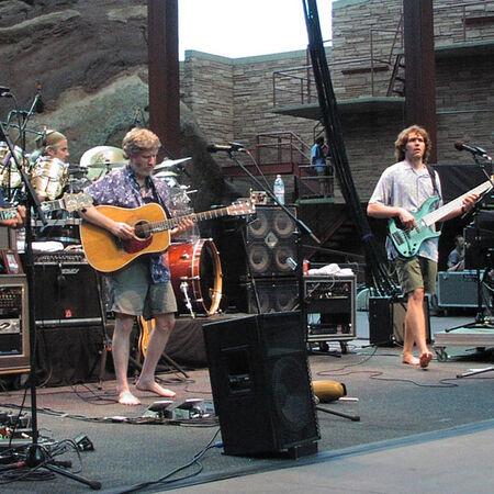 07/06/02 Red Rocks Amphitheatre, Morrison, CO