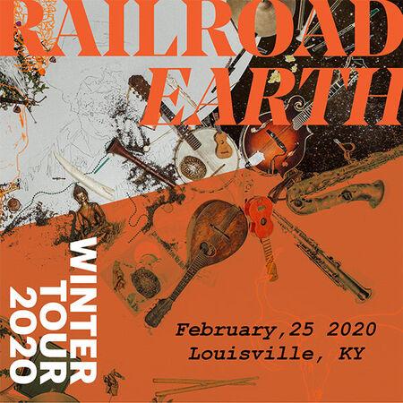 02/25/20 Mercury Ballroom, Louisville, KY