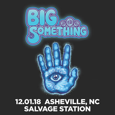 12/01/18 Salvage Station, Asheville, NC