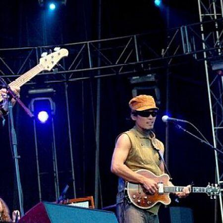 07/03/09 Rothbury Festival, Rothbury, MI