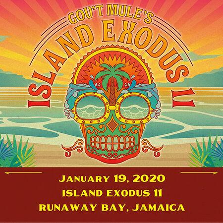 01/19/20 Island Exodus 11, Runaway Bay, JAM