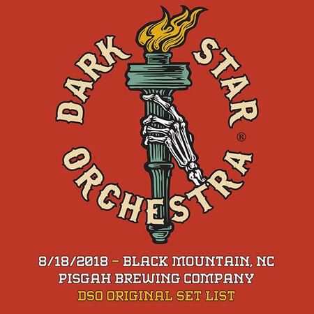 08/18/18 Pisgah Brewery, Black Mountain, NC