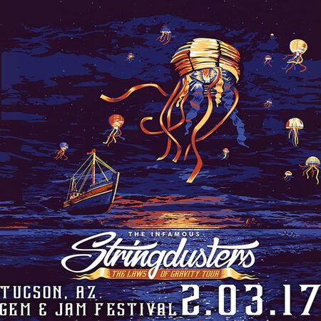 02/03/17 Gem and Jam Festival, Tucson, AZ