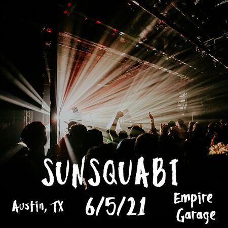 06/05/21 Empire Garage, Austin, TX
