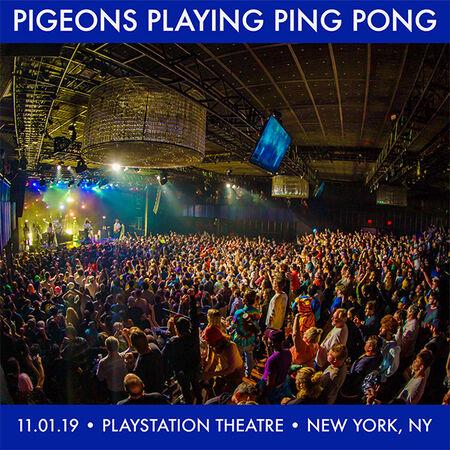 11/01/19 PlayStation Theater, New York, NY