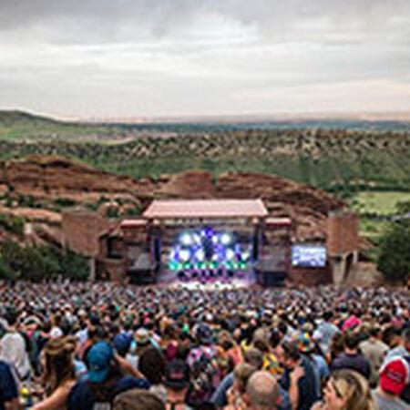 06/24/16 Red Rocks Amphitheatre, Morrison, CO