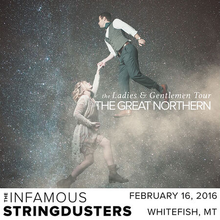02/16/16 Great Northern, Whitefish, MT