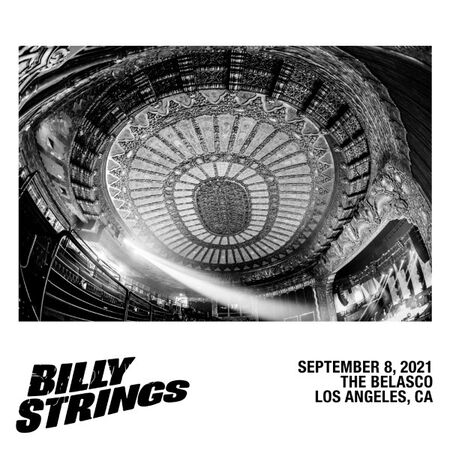 09/08/21 The Belasco, Los Angeles, CA