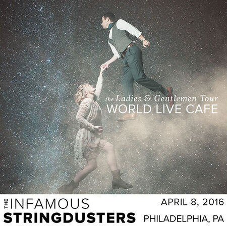 04/08/16 World Cafe Live, Philadelphia, PA