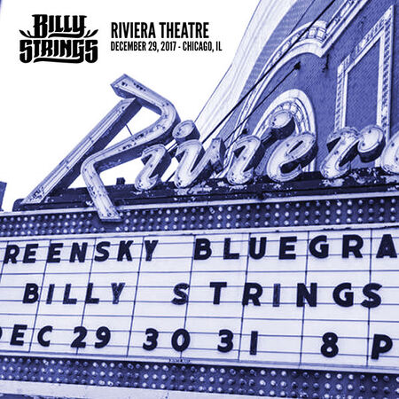 12/29/17 The Riviera Theatre, Chicago, IL