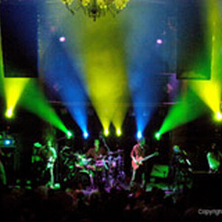 12/28/07 Winston's, San Diego, CA