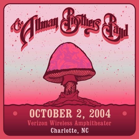 10/02/04 Verizon Wireless Amphitheater, Charlotte, NC