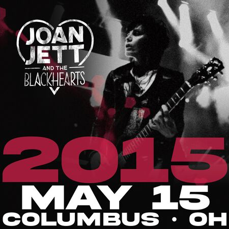 05/15/15 Nationwide Arena, Columbus, OH
