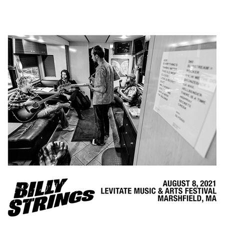 08/08/21 Levitate Music & Arts Festival, Marshfield, MA
