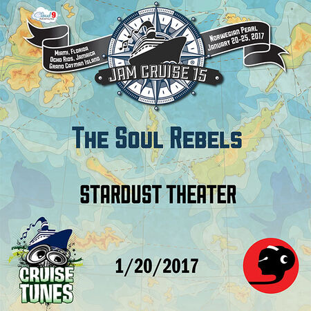 01/20/17 Stardust Theater, Jam Cruise, US