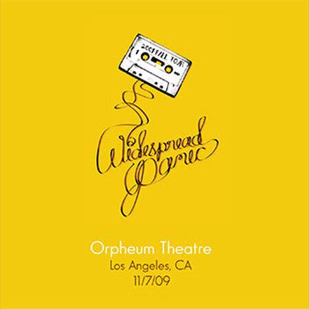 11/07/09 Orpheum Theatre, Los Angeles, CA