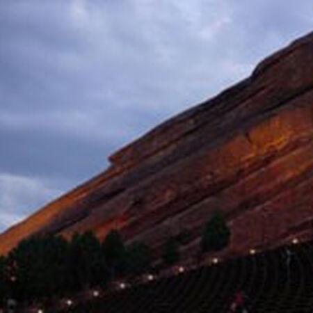 09/07/07 Red Rocks Amphitheatre, Morrison, CO