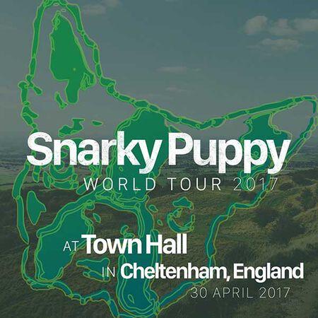 04/30/17 Town Hall, Cheltenham, UK