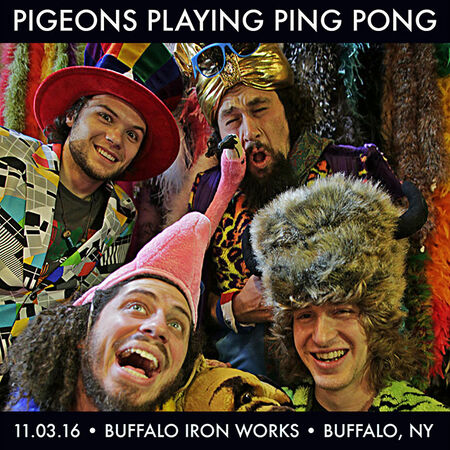 11/03/16 Buffalo Iron Works, Buffalo, NY