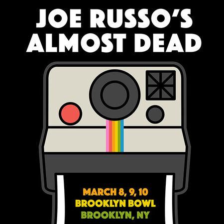 03/10/18 Brooklyn Bowl, Brooklyn, NY