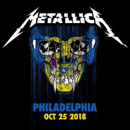 10/25/18 Wells Fargo Center, Philadelphia, PA