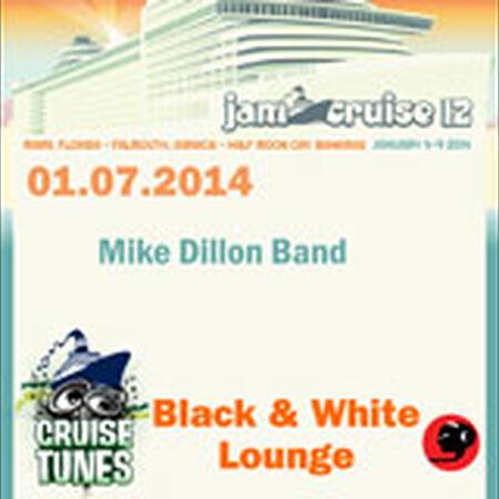 01/07/14 Black & White Lounge, Jam Cruise, US