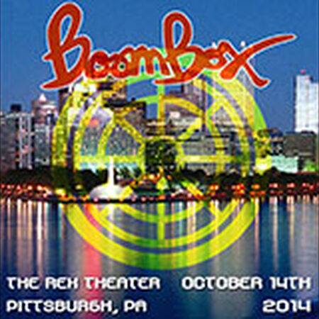 10/14/14 The Rex Theater, Pittsburgh, PA