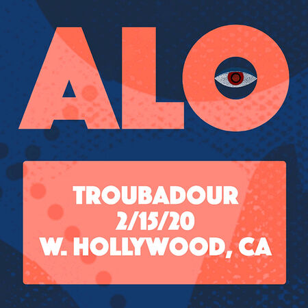 02/15/20 The Troubadour, Los Angeles, CA