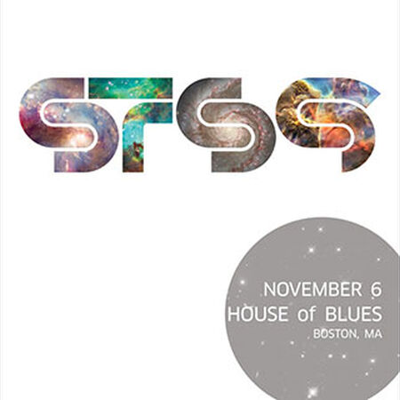 11/06/15 House of Blues, Boston, MA