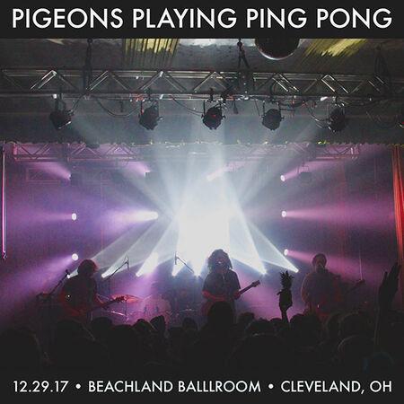 12/29/17 Beachland Ballroom, Cleveland, OH