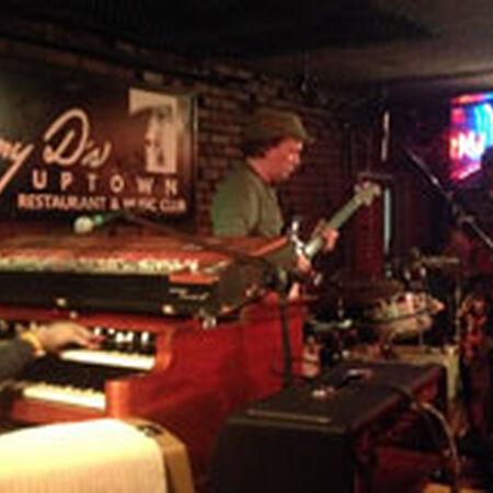 10/09/13 Johnny D's Uptown Restaurant & Music Club, Somerville, MA