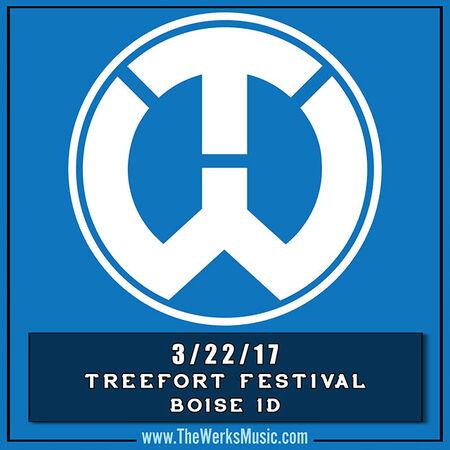 03/22/17 Treeford Festival, Boise, ID