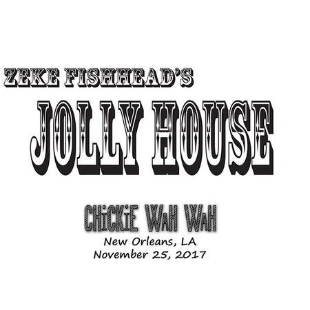 11/25/17 Chickie Wah-Wah, New Orleans, LA