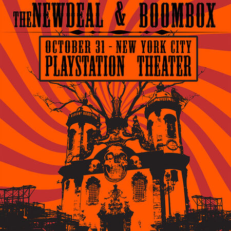 10/31/15 PlayStation Theater, New York, NY