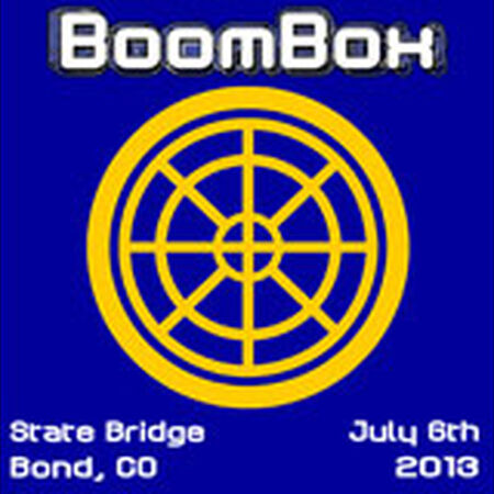 07/06/13 State Bridge, Bond, CO