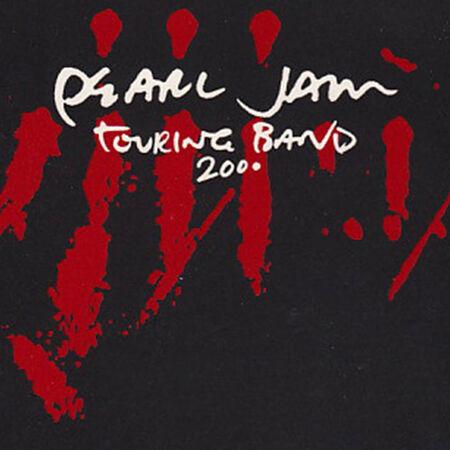 01/01/00 Touring Band, Seattle, WA