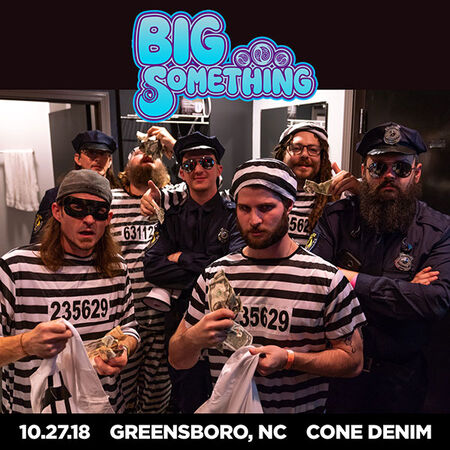 10/27/18 Cone Denim, Greensboro, NC