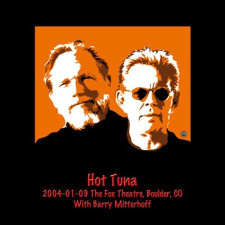 01/09/04 The Fox Theatre, Boulder, CO