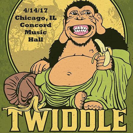 04/14/17 Concord Music Hall, Chicago, IL