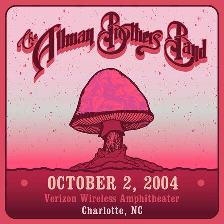 10/02/04 Verizon Wireless Amphitheater, Charlotte, NC
