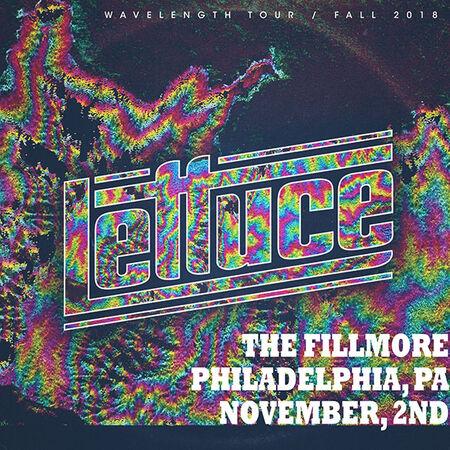11/02/18 The Fillmore, Philadelphia, PA