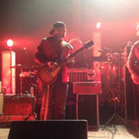 12/28/12 The Palladium, Worcester, MA